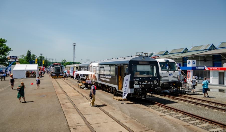 Polskie lokomotywy i nowe rozwiązania CZ Loko na Czech Raildays [zdjęcia]