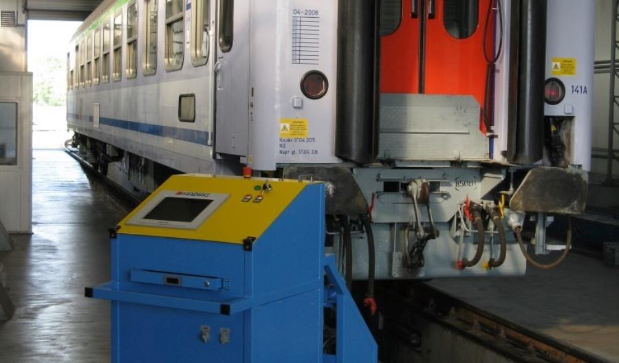 Diagnostyka pojazdów kolejowych. Niezawodność – Bezpieczeństwo.