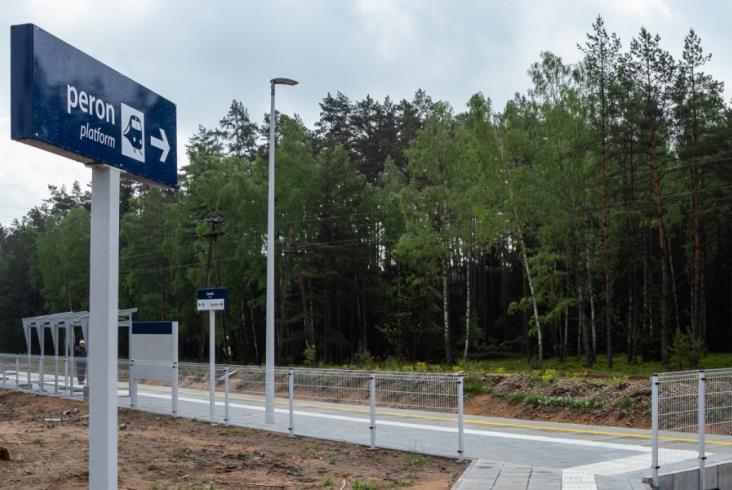 Opóźnienie prac na linii ze Szczytna do Ełku. Jest aneks [aktualizacja]