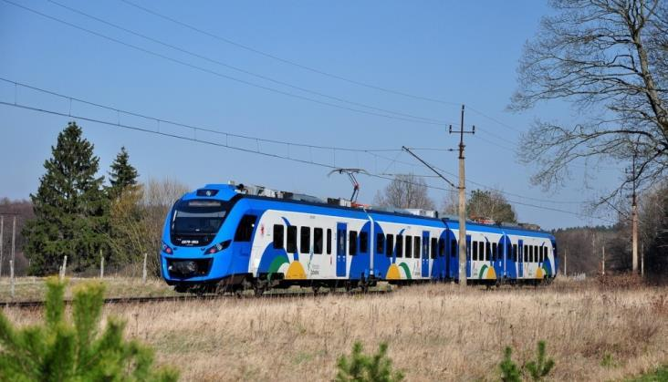 Zachodniopomorskie i Pomorskie uruchomią dodatkowe pociągi na Pol'and'Rock Festival
