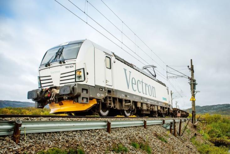 Industrial Division kupuje kolejne 5 lokomotyw Vectron