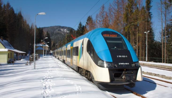 Trakcja PRKiI miała modernizować linię do Wisły, ale PLK unieważniła przetarg
