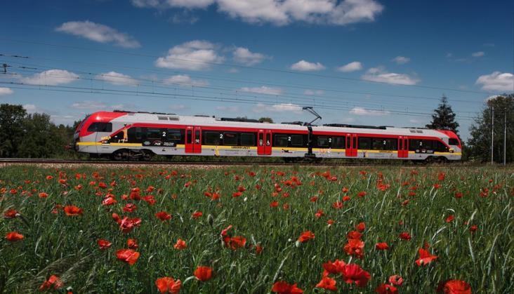 Łódzkie: Rozwój kolei będzie kontynuowany