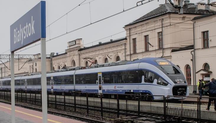 Rail Baltica: Otwarcie ofert na odcinek Czyżew – Białystok znów odroczone
