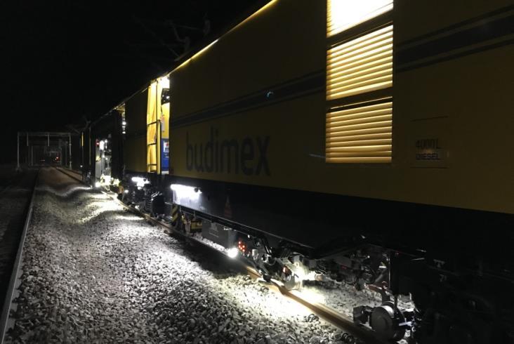 Budimex zakończył swoje prace na LCS Kutno