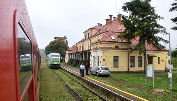 Przewozy Regionalne ponownie pojadą do stacji Medzilaborce na Słowacji