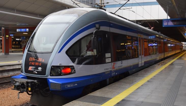 PKP Intercity podpisało umowę na modernizację ED74