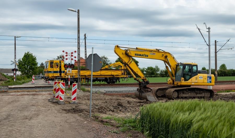 Trwają prace na szlaku Szamotuły – Wronki