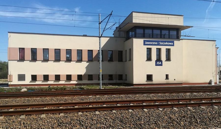 PKP PLK: W Jaworznie Szczakowej powstał nowy LCS [zdjęcia]
