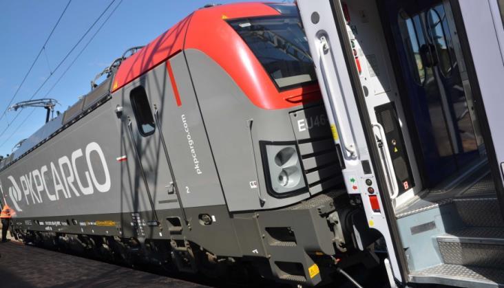 Siemens: Vectron przejechał bez zatrzymania przez granicę polsko-niemiecką