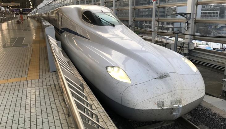 JR Central testuje Shinkansena z zasilaniem bateryjnym