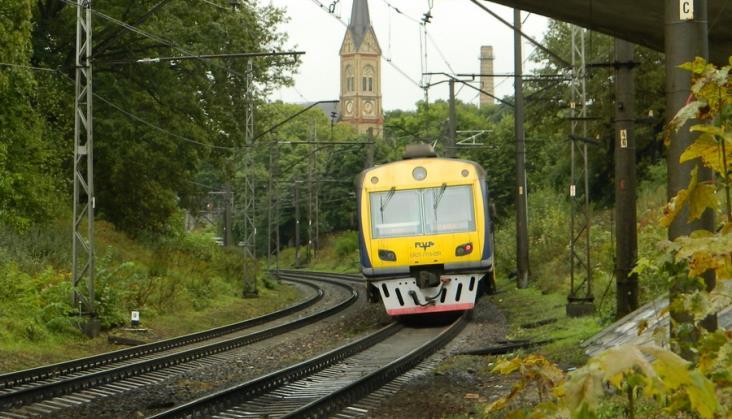 Łotwa z unijnymi pieniędzmi na elektryfikację linii kolejowych