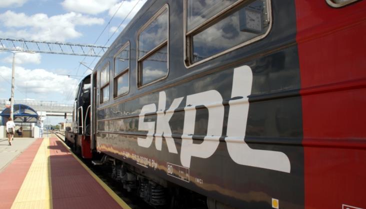Pociągi SKPL zajeżdżały wyjątkowo do Rzeszowa Głównego. Nie zabierały pasażerów