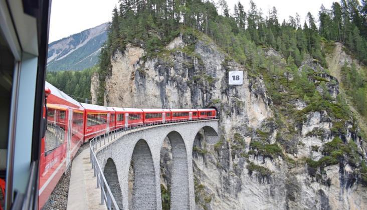 Jesienna promocja Interrail. Wakacyjne podróże koleją w niższej cenie