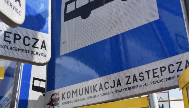 Podkarpacie nie widzi nic złego w autobusach za pociągi Polregio
