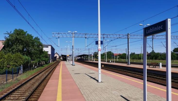Kto zbuduje informację pasażerską w Lublińcu? [oferty]
