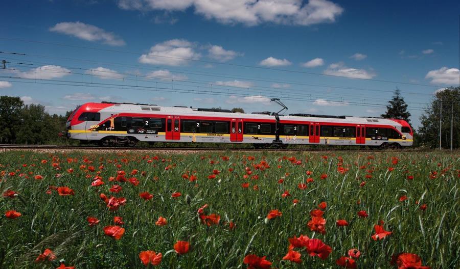 Pięć lat ŁKA. Nowe oblicze kolei w Łódzkiem