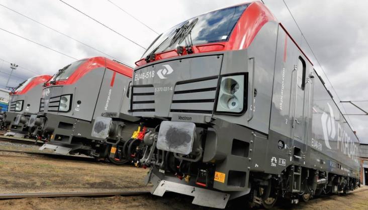 PKP Cargo ogłosiło przetarg na pięć lokomotyw wielosystemowych