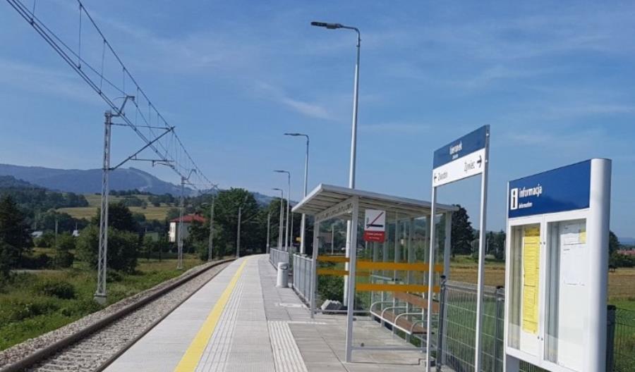 Modernizacja linii 139 Żywiec – Węgierska Górka opóźniona o pół roku