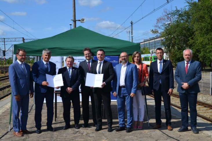 Umowa na modernizację nieczynnej linii 35 Ostrołęka – Chorzele podpisana