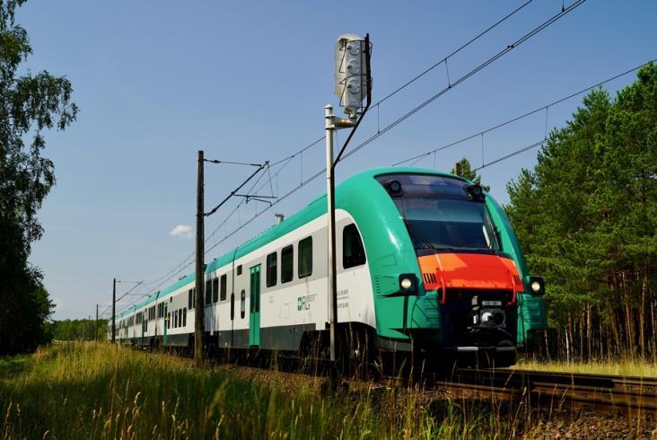 Drugi ze spalinowych 760M już na Białorusi [zdjęcia]