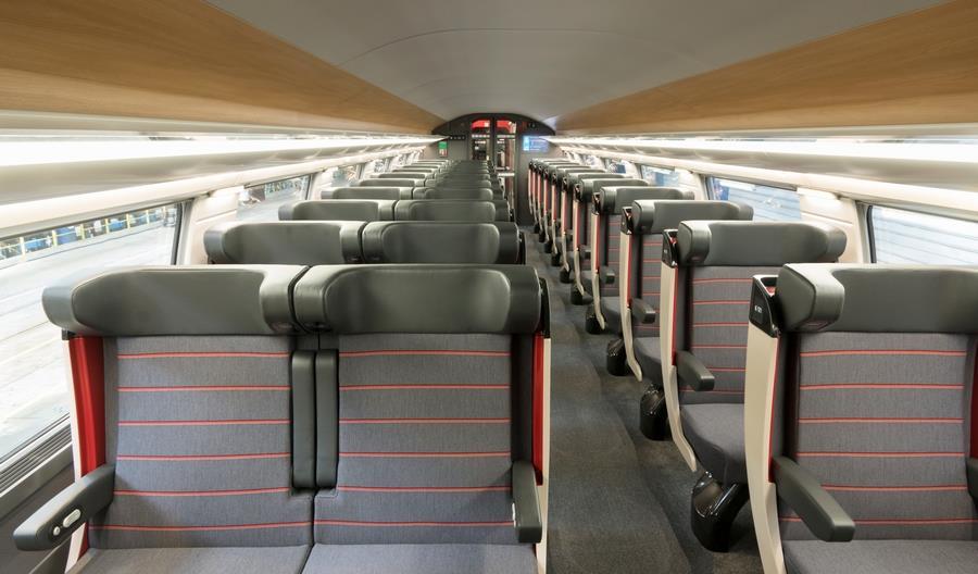 Alstom dostarczy 12 piętrowych zestawów Avelia Euroduplex do obsługi TGV Atlantique