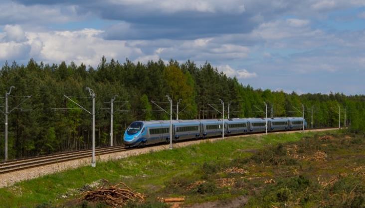 Poseł pyta, czy do Przemyśla dojedziemy pociągami Pendolino