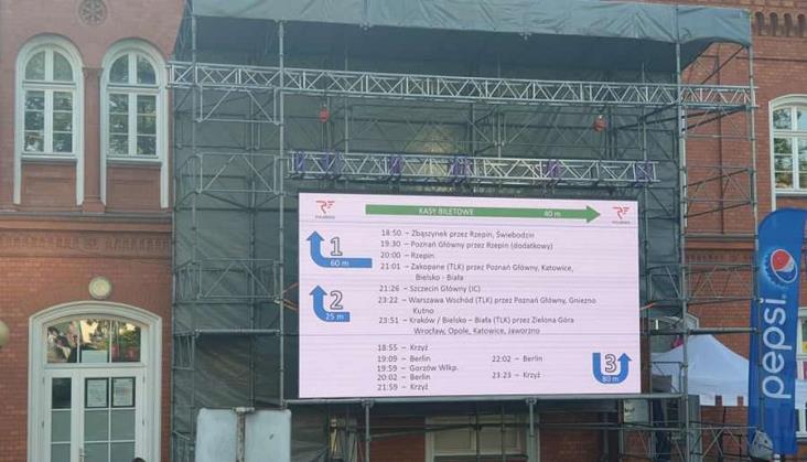 """UTK skontrolował pociągi na """"Pol'and'Rock Festival 2019"""""""