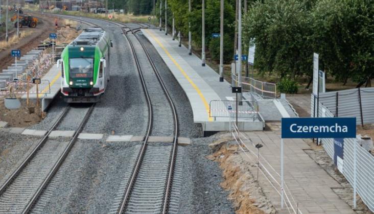 Półtora roku opóźnienia modernizacji linii Hajnówka – Czeremcha