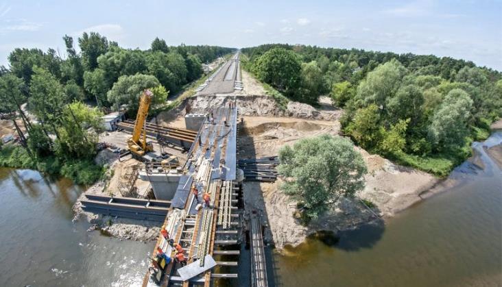 PLK wraca na zmodernizowaną Rail Baltikę. Zamawia opracowanie czterech torów do Tłuszcza