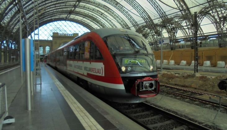 Ile pociągów jeździ z Polski do Niemiec?