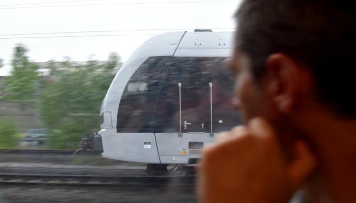 Kolejowy chaos po burzach w Niemczech
