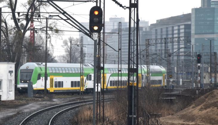 CPK: Gęstsza sieć i więcej pociągów na Mazowszu