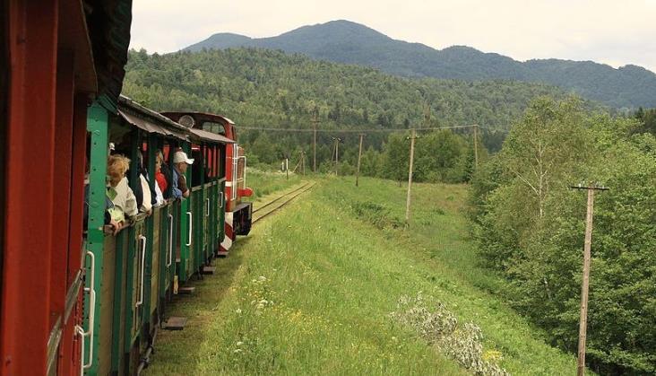 UTK podsumował działalność kolei wąskotorowych