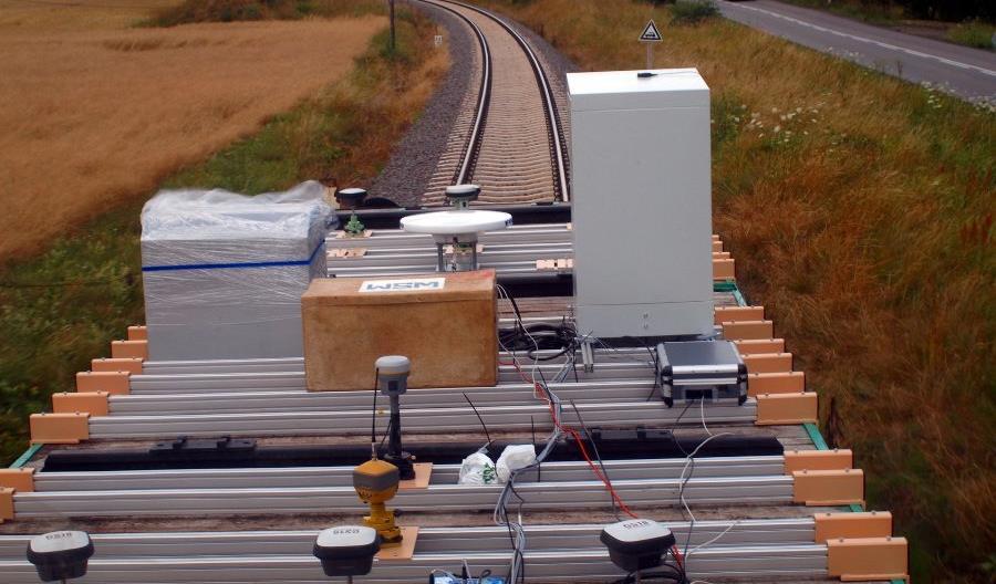 Nad mobilnymi systemami pomiaru torów pracują NCBiR, uczelnie i PLK