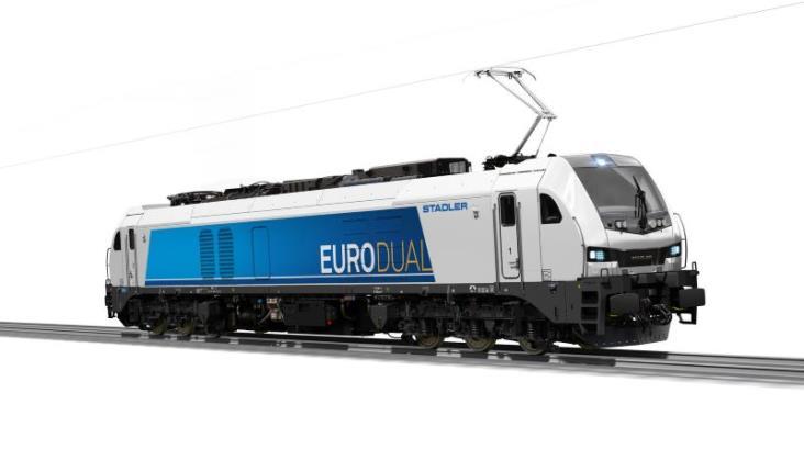 Pierwszy kontrakt Stadlera w Turcji. 7 lokomotyw dla prywatnego przewoźnika