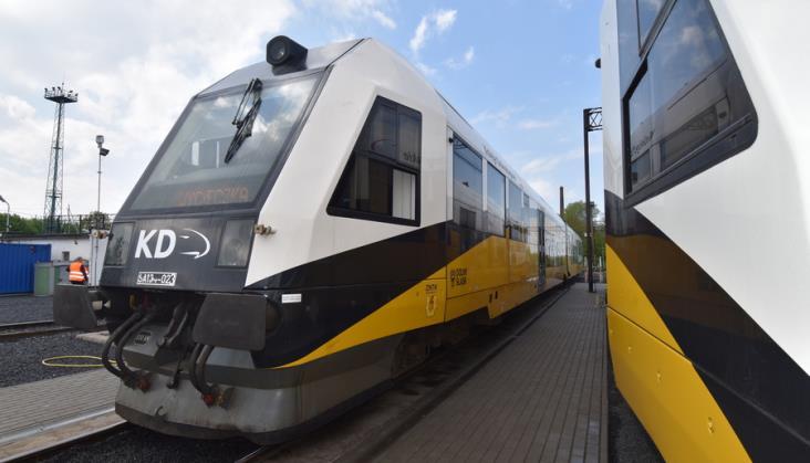 Odbudowa linii kolejowej do Bielawy wstrzymana