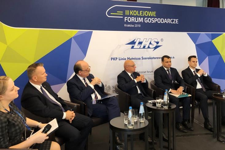 90% kolejowych ładunków kontenerowych z Chin trafia do UE przez Polskę