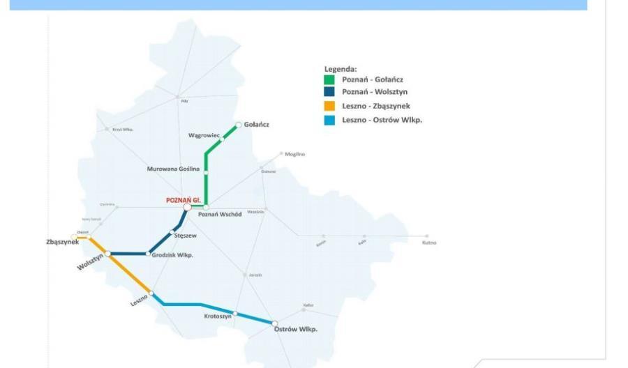 Newag podpisał umowę z Kolejami Wielkopolskimi na dostawę nowych pociągów