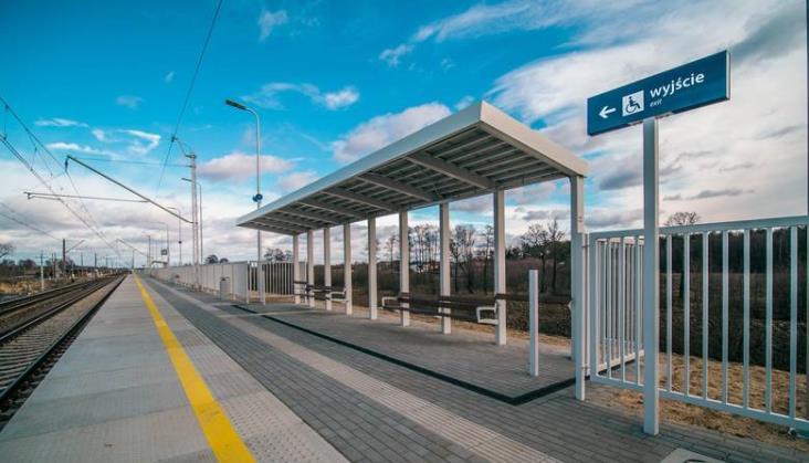 Organizacje społeczne apelują o pociągi do nowych peronów na Rail Baltice