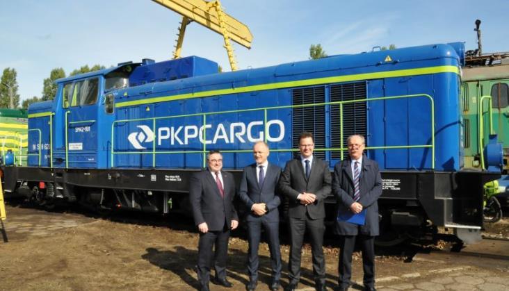 PKP kupiły Polsuw – polski system zmiany rozstawu kół bez zatrzymania