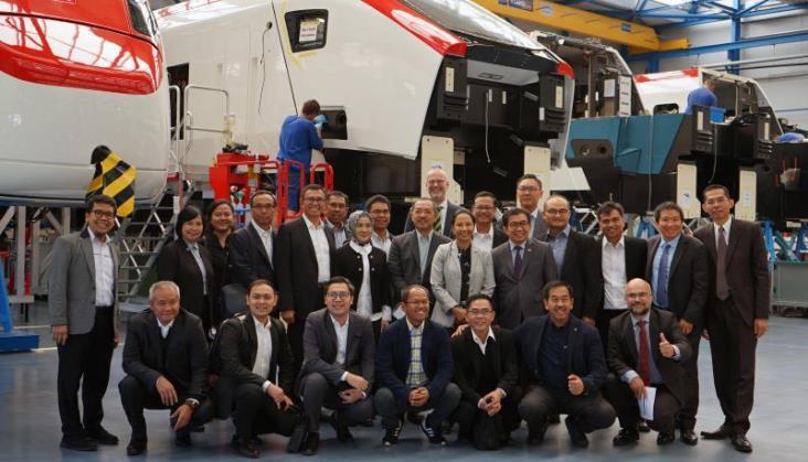 Stadler: Joint venture w Indonezji – brama do Azji