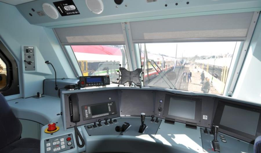 Trako: Akiem i Bombardier pokazują pierwszą lokomotywę Traxx DC3 dla rynku polskiego