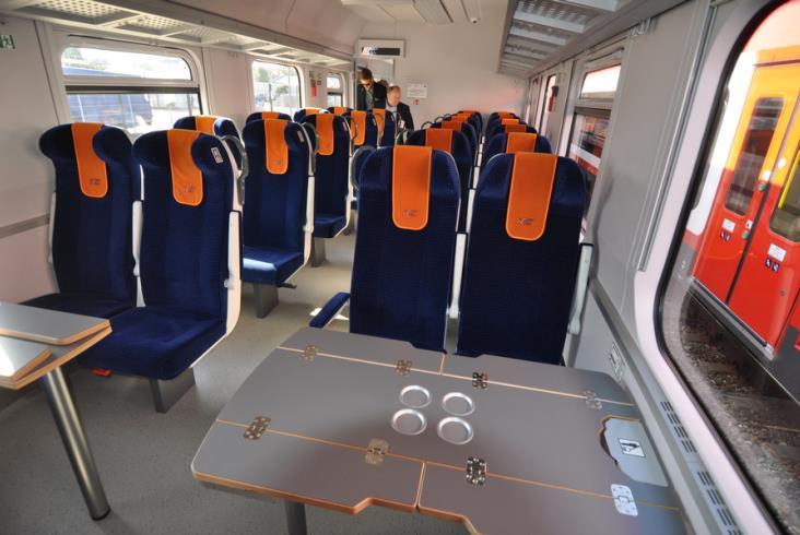 Griffin dla PKP Intercity i wagony pasażerskie na Trako 2019 [zdjęcia]