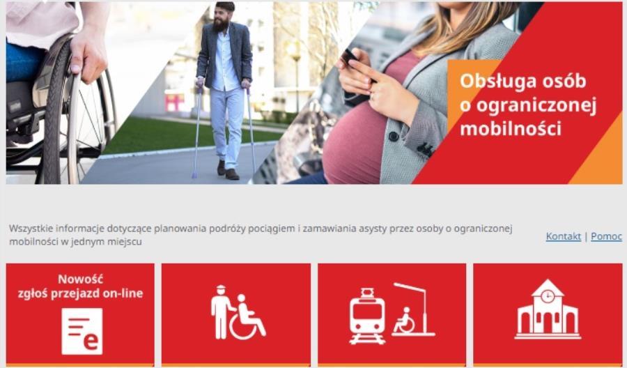 """W Polregio rusza platforma """"Podróż bez barier"""""""