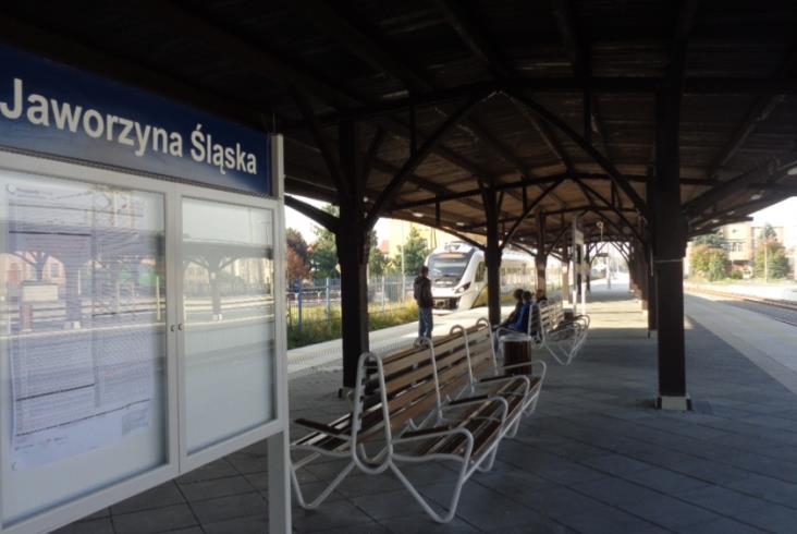 Stacja Jaworzyna Śląska otwarta po przebudowie [zdjęcia]