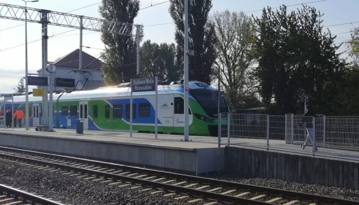 Od piątku pociągiem ze Stalowej Woli do Lublina bez przesiadek