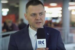 Golubiewski: Kolej przeżywa swój renesans