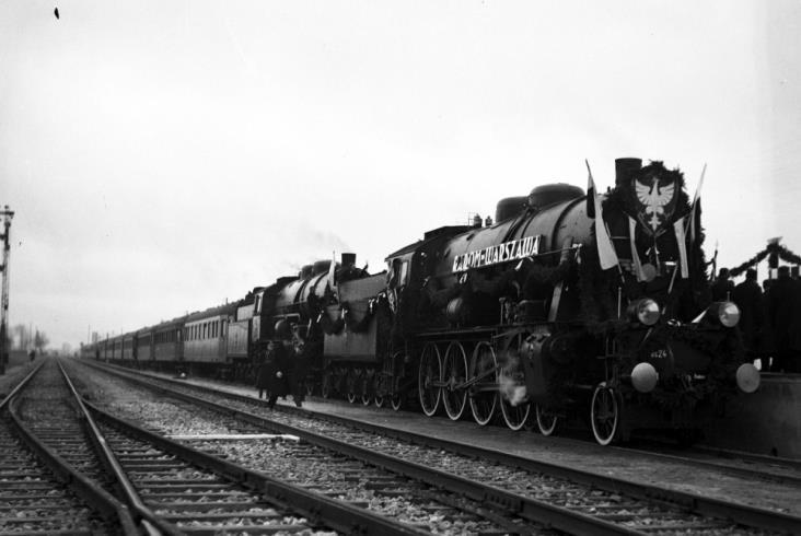 85 lat linii Warszawa – Kraków