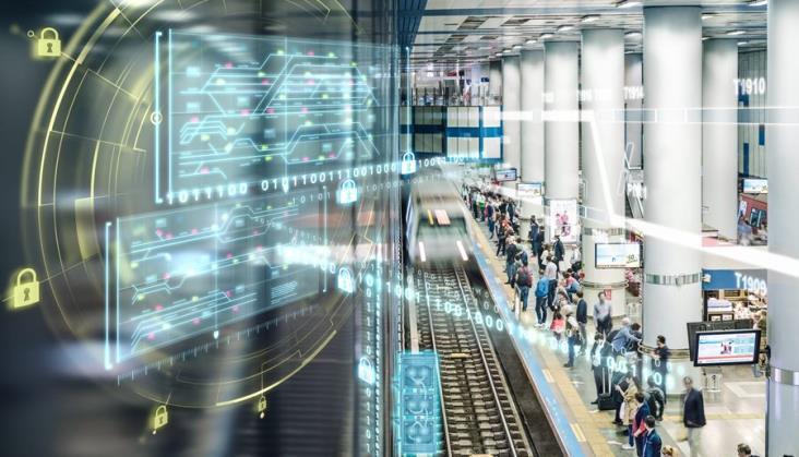 Siemens Mobility z certyfikatem bezpieczeństwa cyfrowego taboru wydawanym przez TÜV